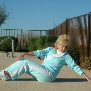 OBLIQUES ROLL BACK