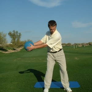 BACKSWING IN THIRDS