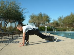 RUNNERS LUNGE – STRETCH